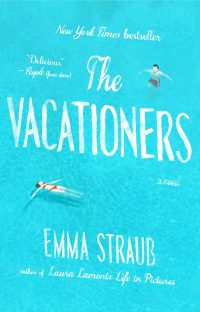 Paperback Posse | virtual book club vote The Vacationers by Emma Straub