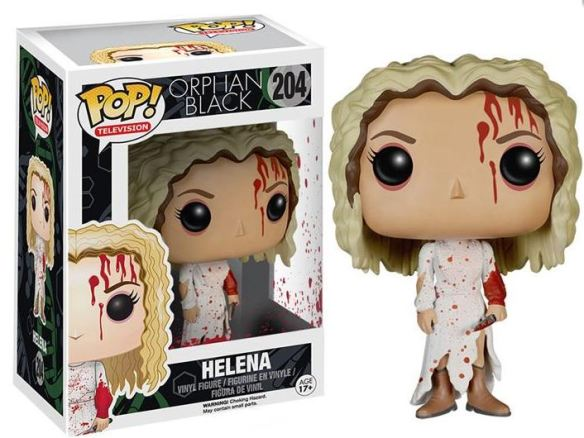 father's day gift guide | Orphan Black Helena POP! TV figure