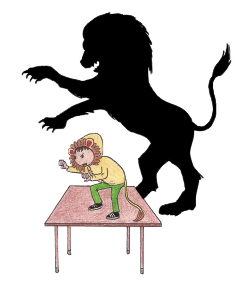 Creating a children's book | Lion boy character design