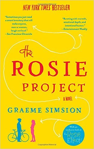 Books to read: The Rosie Project