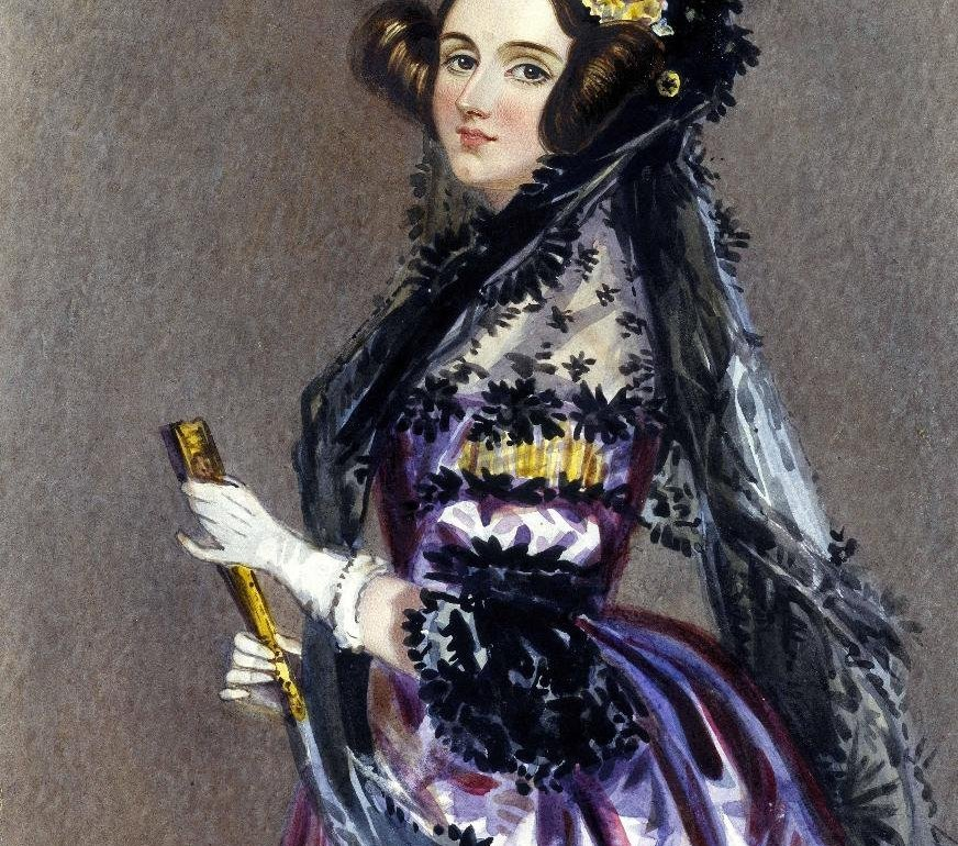 Bad Ass Babe | Ada Lovelace | women in STEM