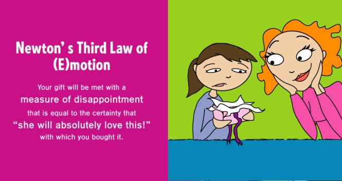 Science of Parenthood | Newton's Law