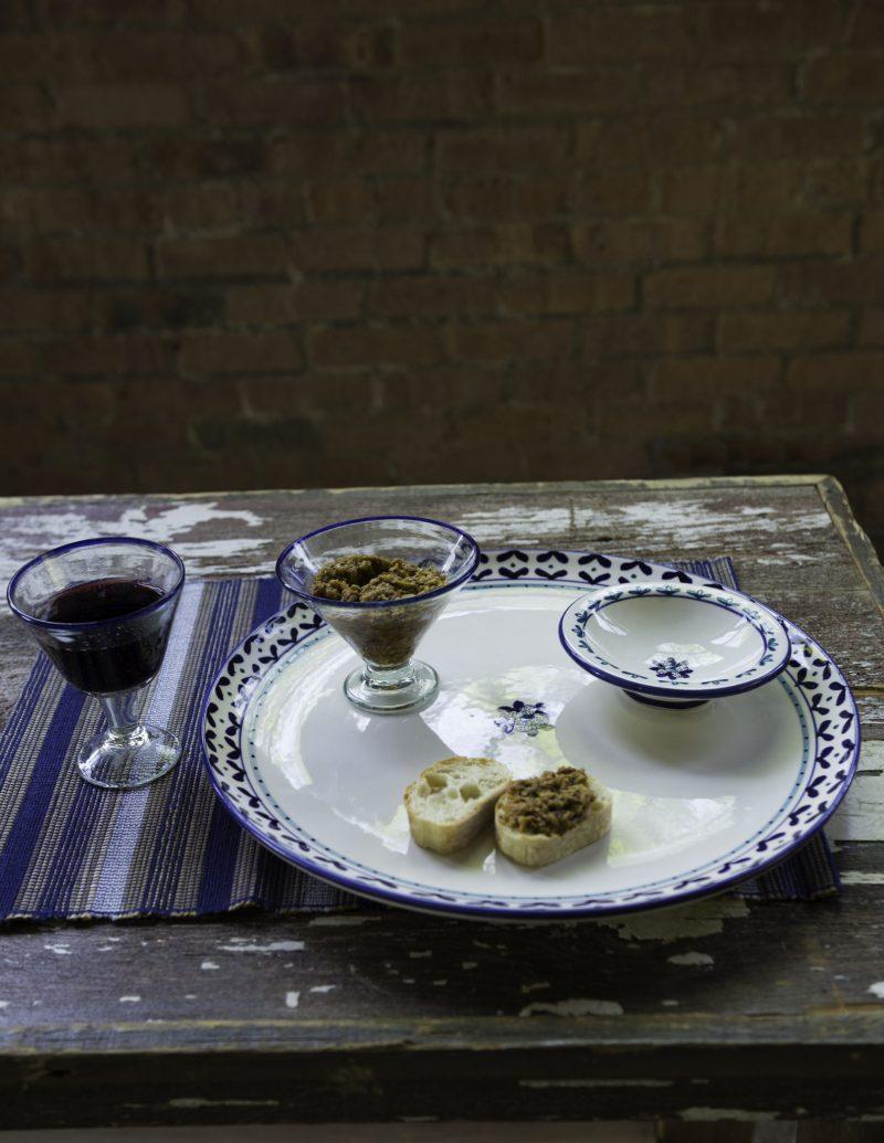 Indigo by Sobremesa appetizers