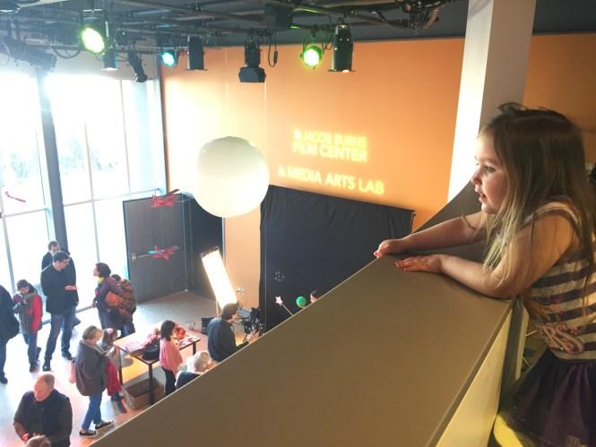 Jacob Burns Film Center and Media Arts Lab