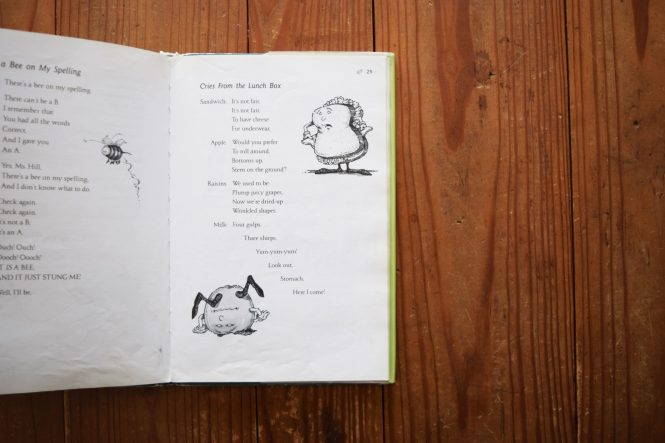 funny poetry books for kids | The Goof Who Invented Homework