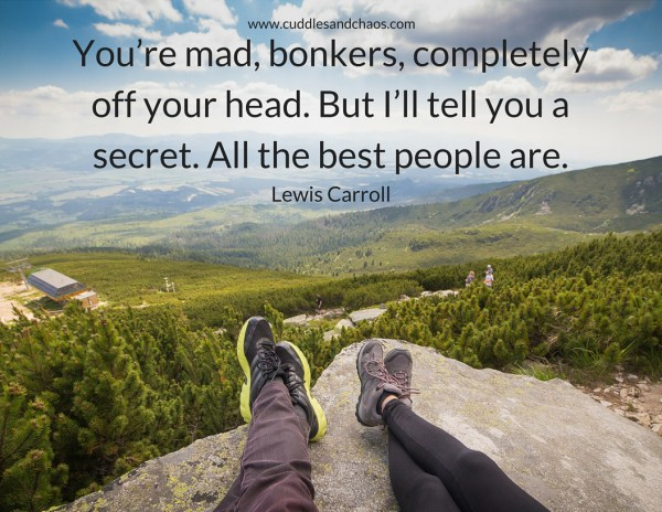 Children's Book Quotes for Grown-Ups | Lewis Carroll