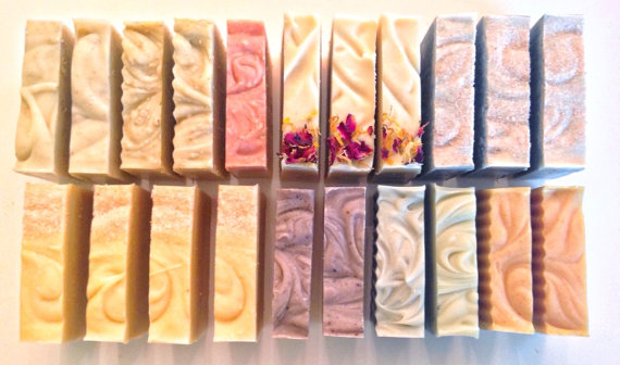 great gifts for moms | set of 4 COCOandLI soaps
