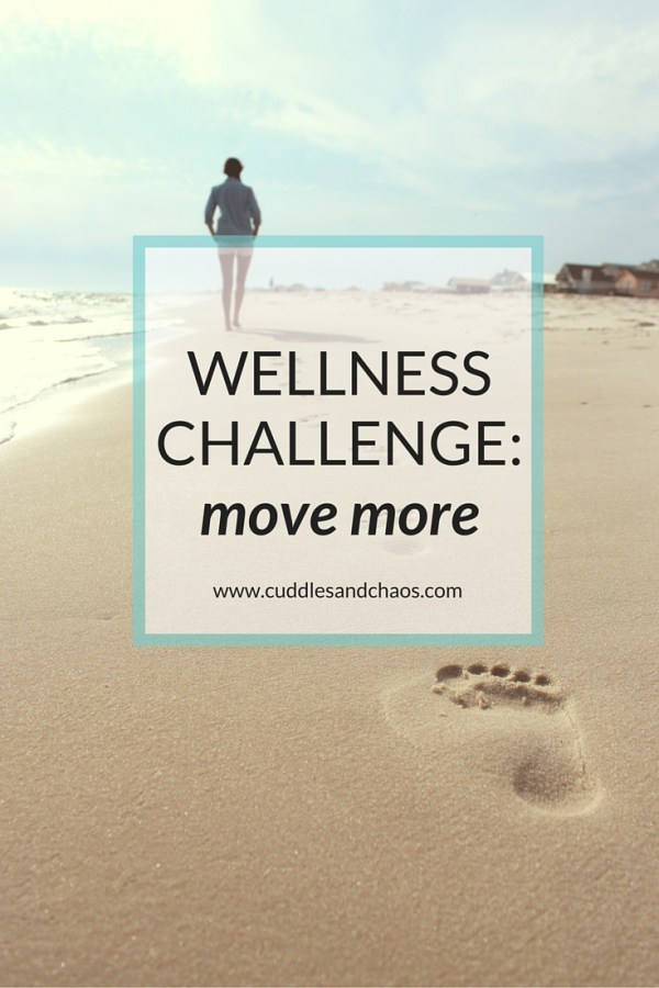 wellness challenge | move more