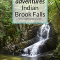Hudson Valley summer adventures - Indian Brook Falls