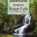 Hudson Valley summer adventures - Indian Brook Falls