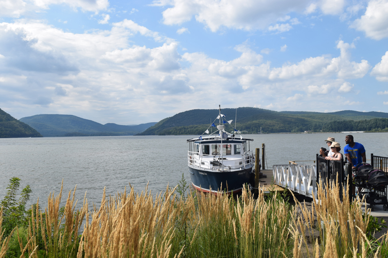 Trinity Cruises - Hudson River boats rides out of Peekskill