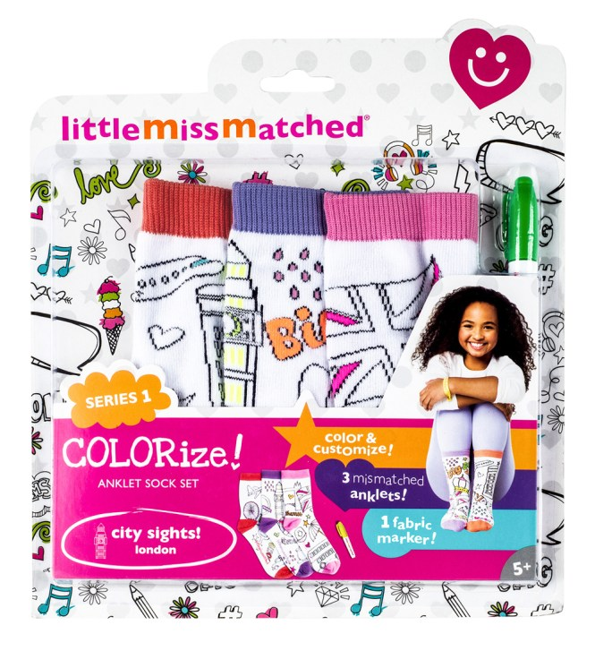 creative gift for girls littlemissmatched colorize collection