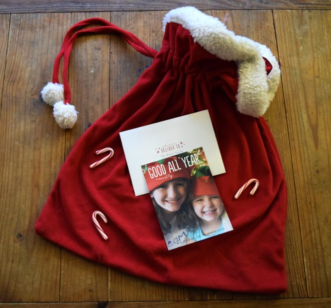 our holiday photo cards from Minted