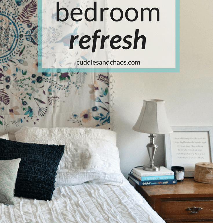 master bedroom refresh #bohemian #hygge