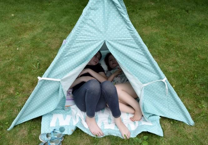cute teepee for kids play space | Teepee Joy