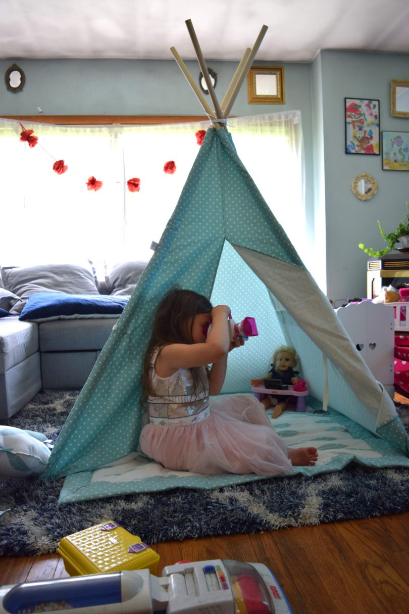 kids indoor play tent | Teepee Joy