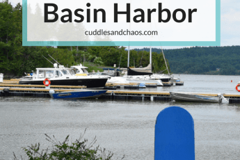 our favorite things about Basin Harbor resort #familytravel #familyvacation #Vermont