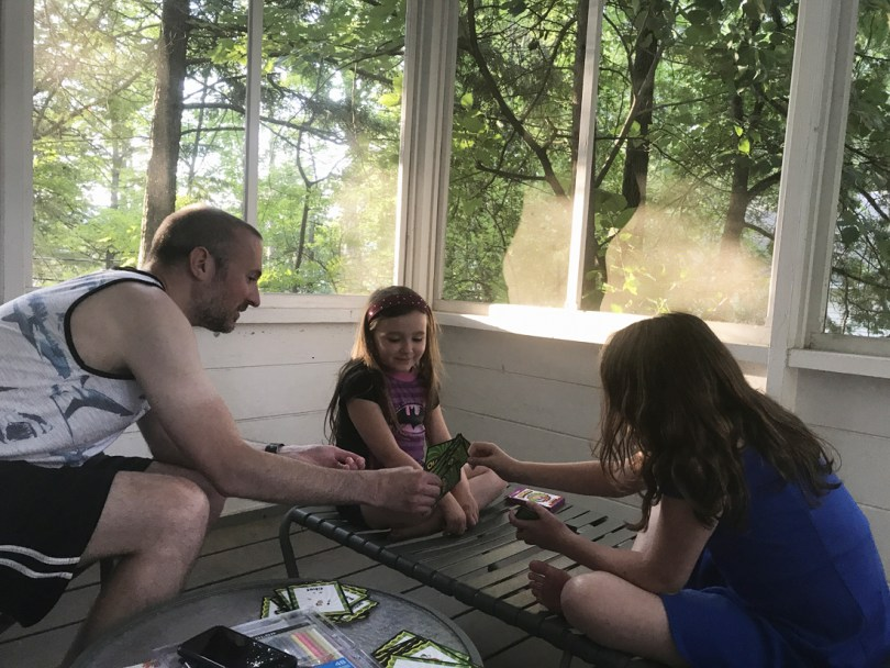 Family Travel   unplugged cottage life at Basin Harbor in Vermont