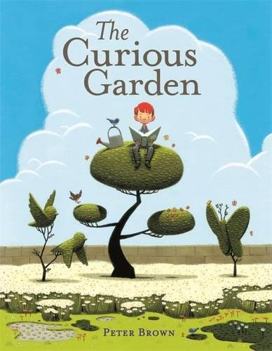 Kids Books About Outdoor Adventures - The Curious Garden
