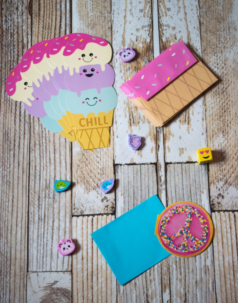 Pen pal ideas for kids - ridiculously cute kids stationery