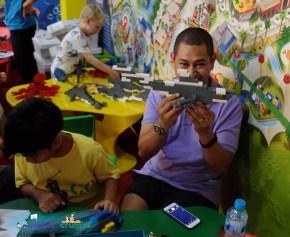 legoland dubai lego building session