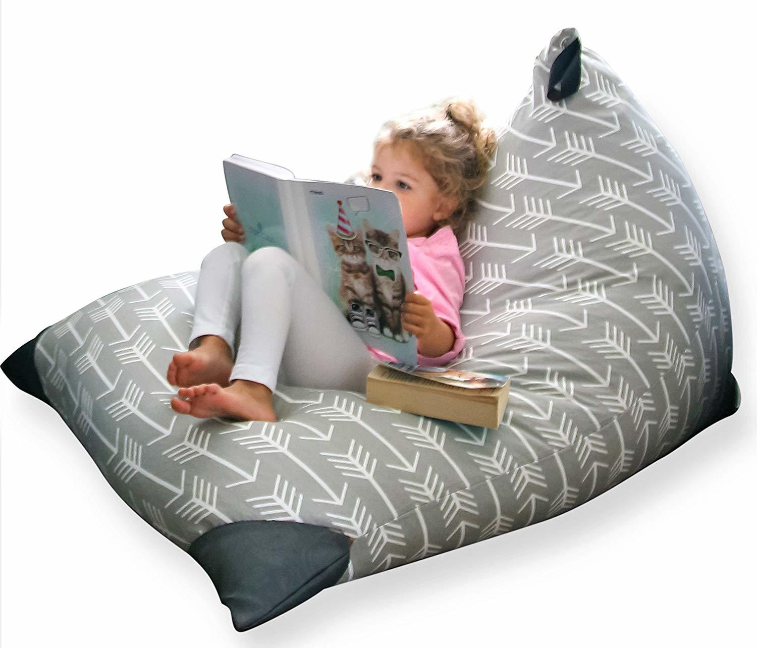 Mini Bean Bag Chair Best Bean Bag Chairs For Adults An Kids Cuddly Home Advisors