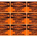 A3 Warning