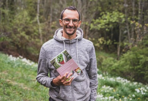 Livre 54 Plantes sauvages comestibles, Michaël Berthoud