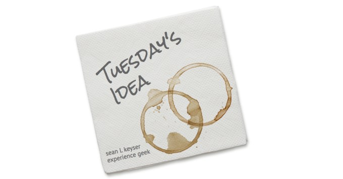 Tuesdays Idea Master1 LinkedIn