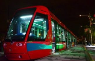 Cuenca's tram system is scheduled to be on line in late 2016.