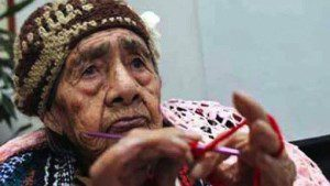 Leandra Becerra died Monday in Mexico at age 127.