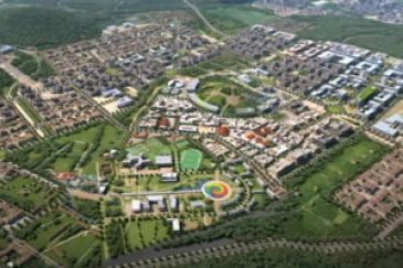 """The master plan for Yachay University and Ecuador's """"City of Knowledge."""""""