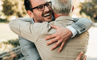 Consider the power of a hug
