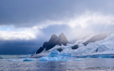 In search of the 'rough' places of the earth: A journey to Antarctica