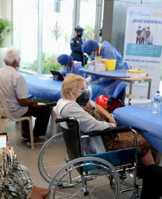 Cuenca's hospitals overflow with Covid patients but most of them are not from Cuenca