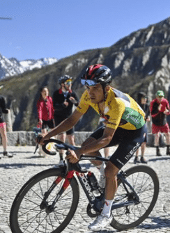 Ecuador's Carapaz holds on to win Tour of Switzerland, considered Europe's toughest cycling race