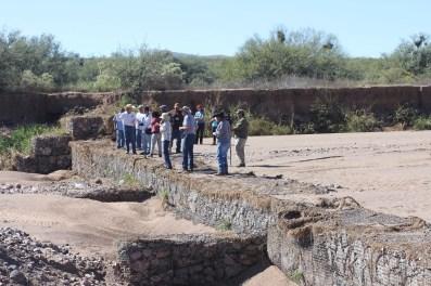 Hopi And Navajo touring San Bernadino restoration site