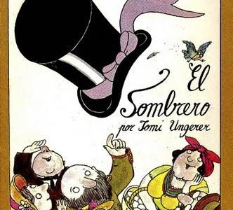 Reseña infantil El sombrero de Tomi Ungerer