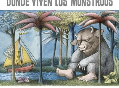 Reseña infantil Donde viven los monstruos de Maurice Sendak