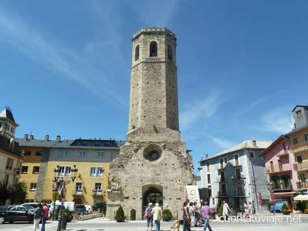 Pueblo con encanto Puigcerd  Girona