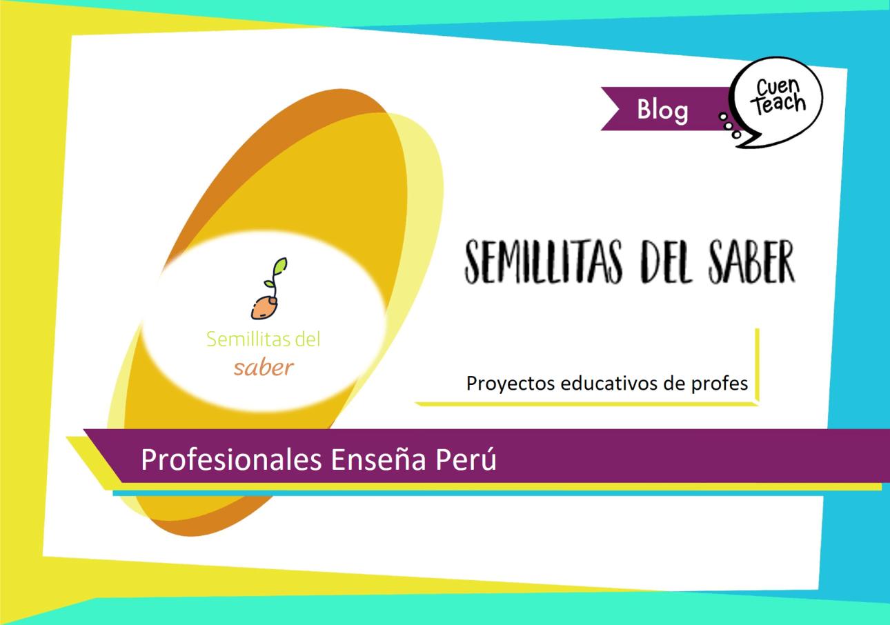 Podcast Educativo Semillitas del Saber con Enseña Perú