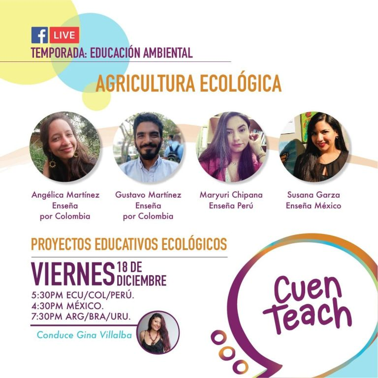 T1E1 - Agricultura eco - edu ambiental