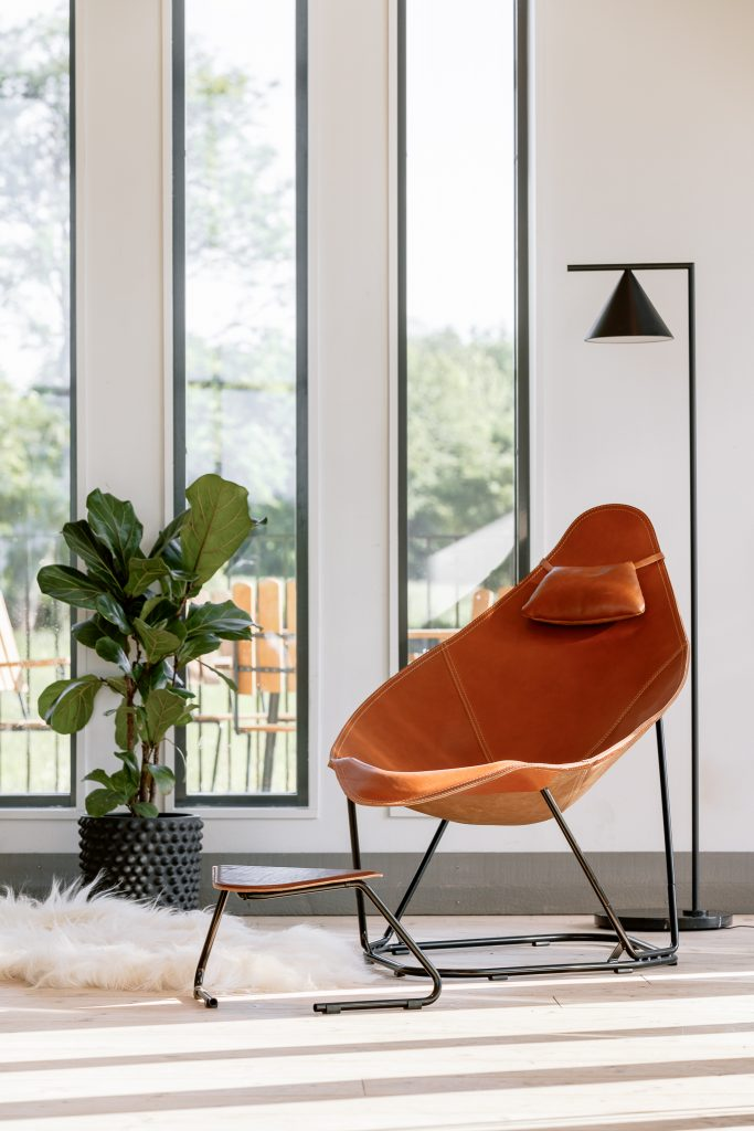 the chair stretch covers for wingback chairs uk abrazo hug modern leather armchair cuero design means embrace in spanish and that s exactly what it feels like when you try was designed sweden by lars kjerstadius playing