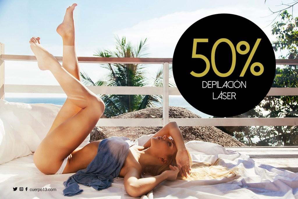 promoción depilación láser cuerpo13