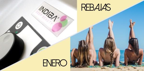 depilación + indiba ad