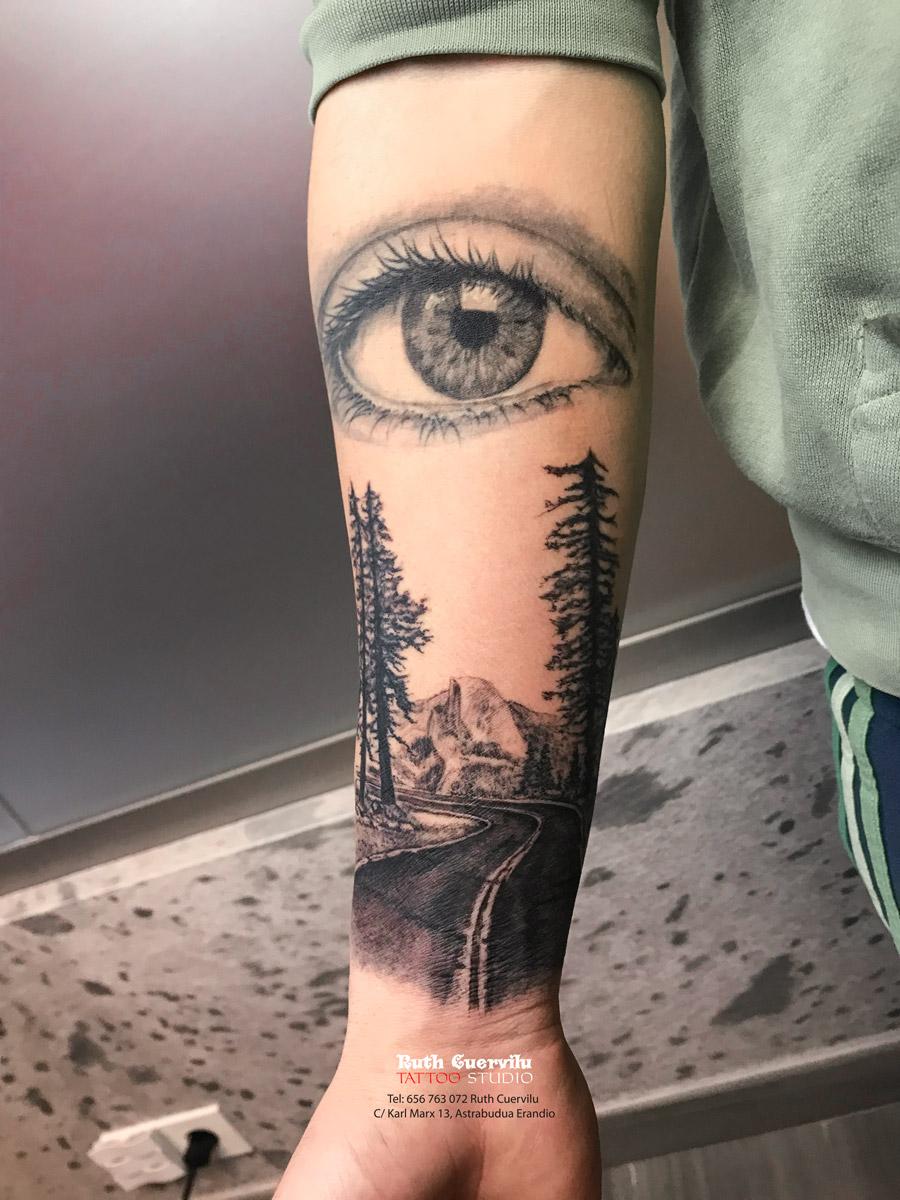 Galería Ruth Cuervilu Tattoo Estudio De Tatuajes