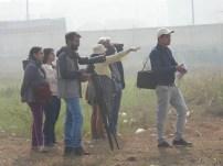 CBC Birders at Dheerpur Wetland Park (Credit: Fizala Tayebulla)