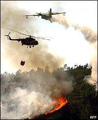 Cuidado con los incendios 2