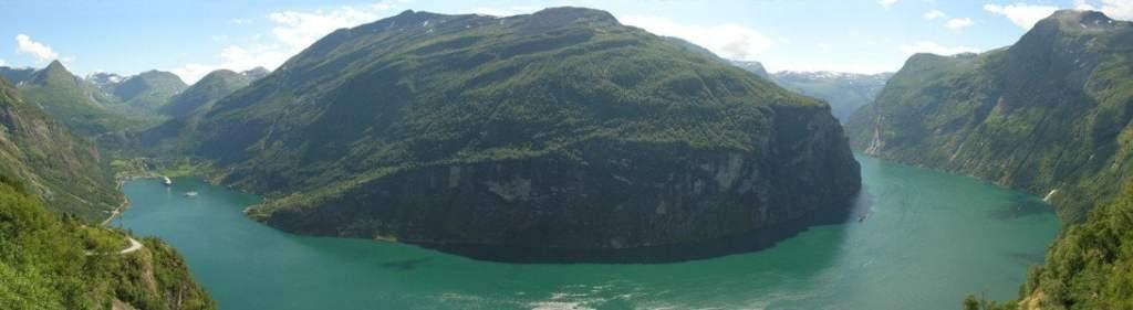 Viaje a Noruega 1