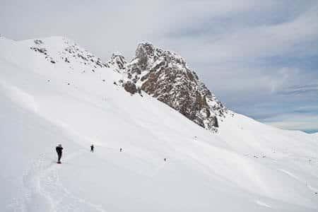 Raquetada al Midi d'Ossau 5
